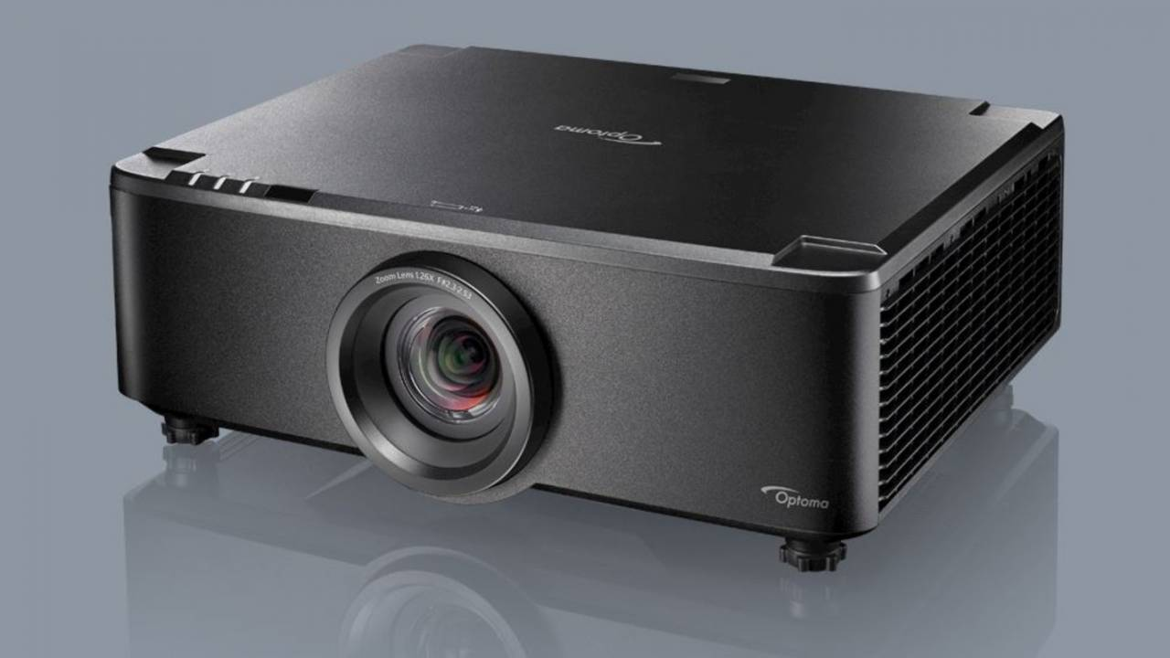 Optoma ZU720TST 4K HDR short-throw projector is one of a kind