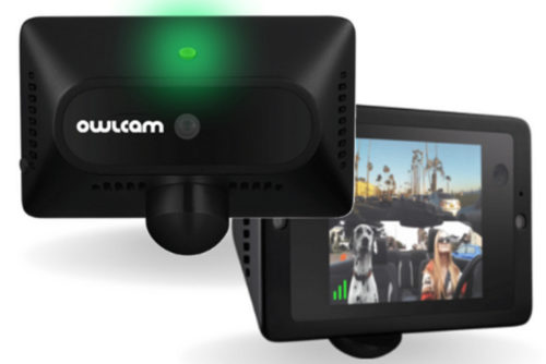 Owlcam 5.0 is a premium dash cam with AI, voice control and more
