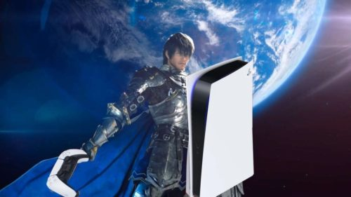 Here's how the DualSense will work for Final Fantasy XIV on PS5