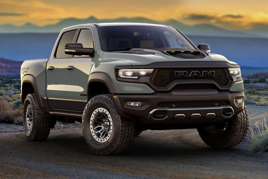RAM 1500 TRX order book opens in Oz