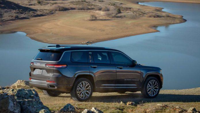 2021 Jeep Grand Cherokee L starts at $37,000