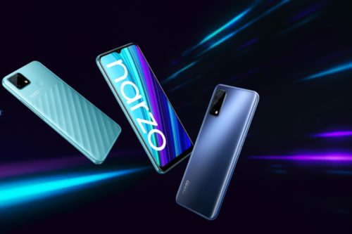 Realme Narzo 30 Pro has this feature but Redmi Note 10 Pro Max doesn't