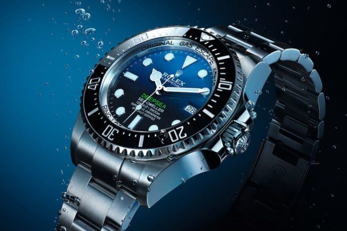 Everything You Need to Know About Rolex's Most Serious Dive Watch
