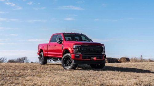 2021 Roush Super Duty pickup adds style and performance