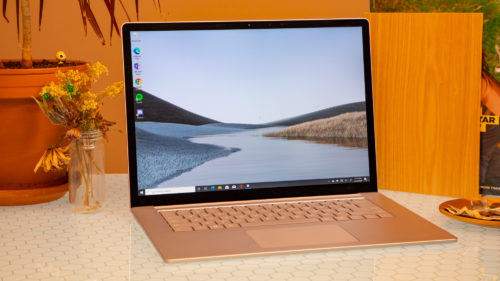 Microsoft Surface Laptop 4 leak tips 6-core AMD Ryzen CPU