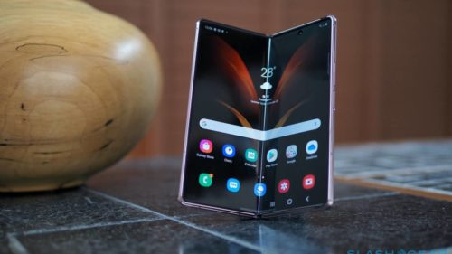 Samsung Galaxy Z Fold 3 could be the next phone to get S Pen support