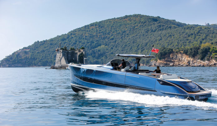Solaris Power 48 Open review: The prettiest boat since the Aquariva?