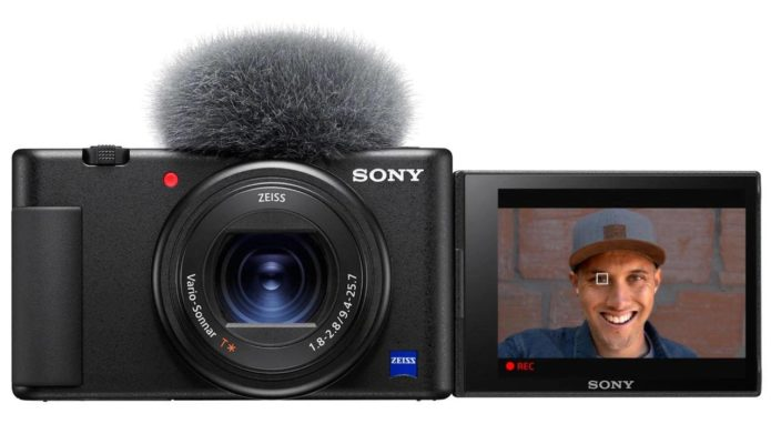 Sony ZV-1 camera firmware update adds live streaming capability