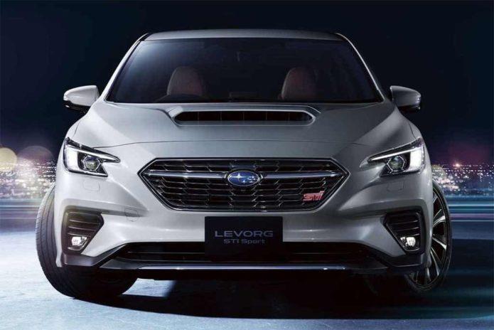 Subaru WRX coming late 2021