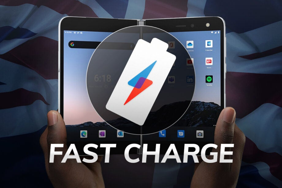 Fast Charge: Is it too late for the Surface Duo in the UK?