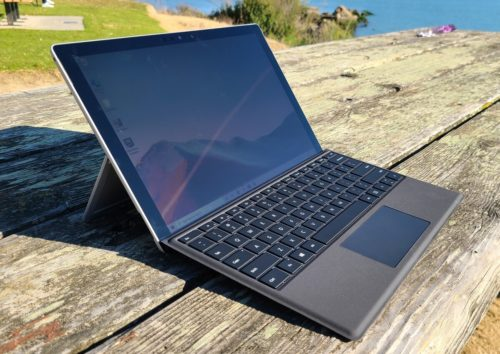 Microsoft Surface Pro 7+ review: A giant leap in graphics performance