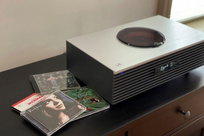 Technics Ottava review: This all-in-one home audio system is a great entertainer