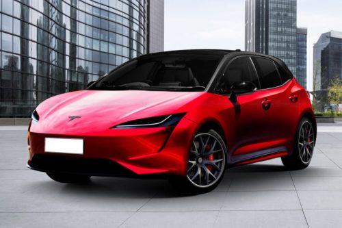 All-new Tesla Model 2 set for Australia