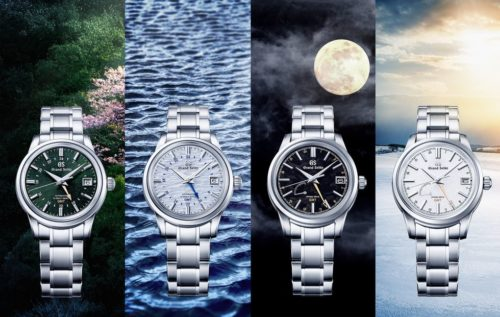 Grand Seiko Is Bringing the Heat in 2021