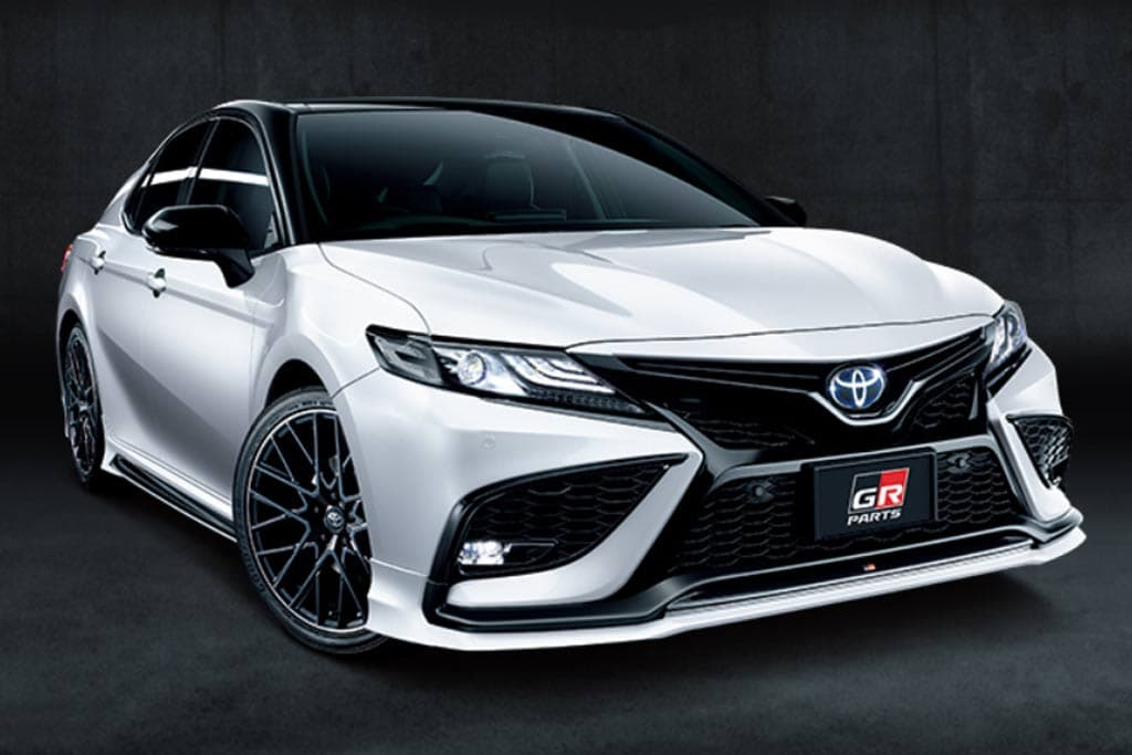 Toyota GR Camry will rock you