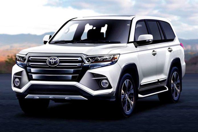 Toyota LandCruiser 300 Series to return to inline-six diesel power?