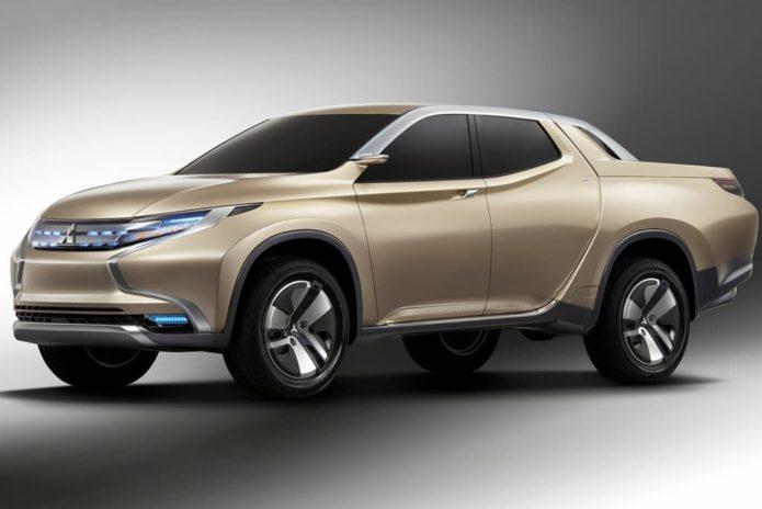 """Top-level performance"" for next Mitsubishi Triton"
