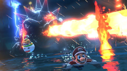 Super Mario 3D World + Bowser's Fury proves the need for Nintendo Switch Pro