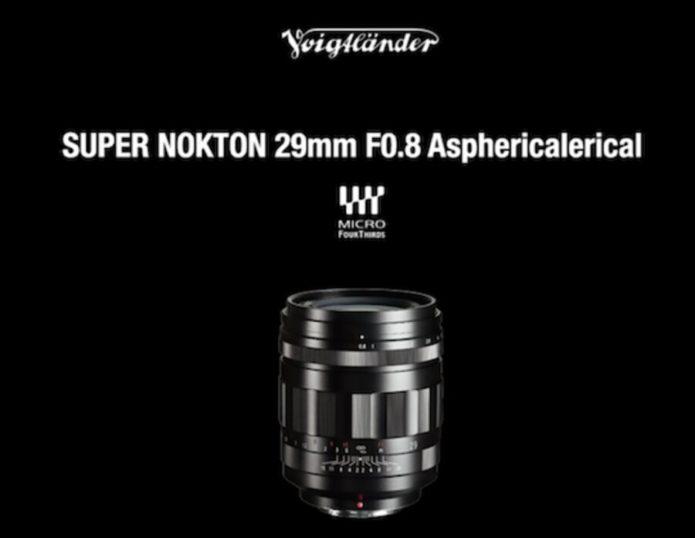 Do Micro Four Thirds Cameras Need a 29mm f0.8 Lens?