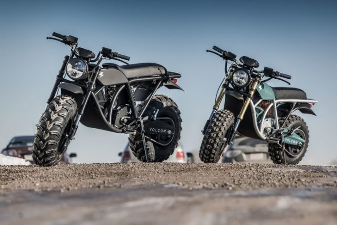 Volcon Runt Is A 35-Mph Electric Dirt Bike Designed For Kids