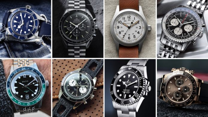 Every Type of Watch You Need in Your Collection