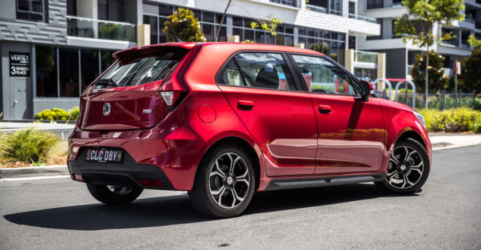 The five cheapest cars in Australia right now