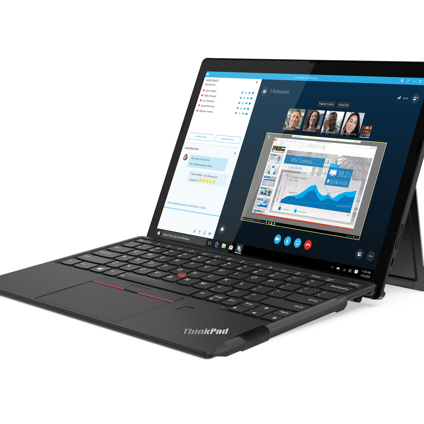 Lenovo ThinkPad X12 Detachable Review