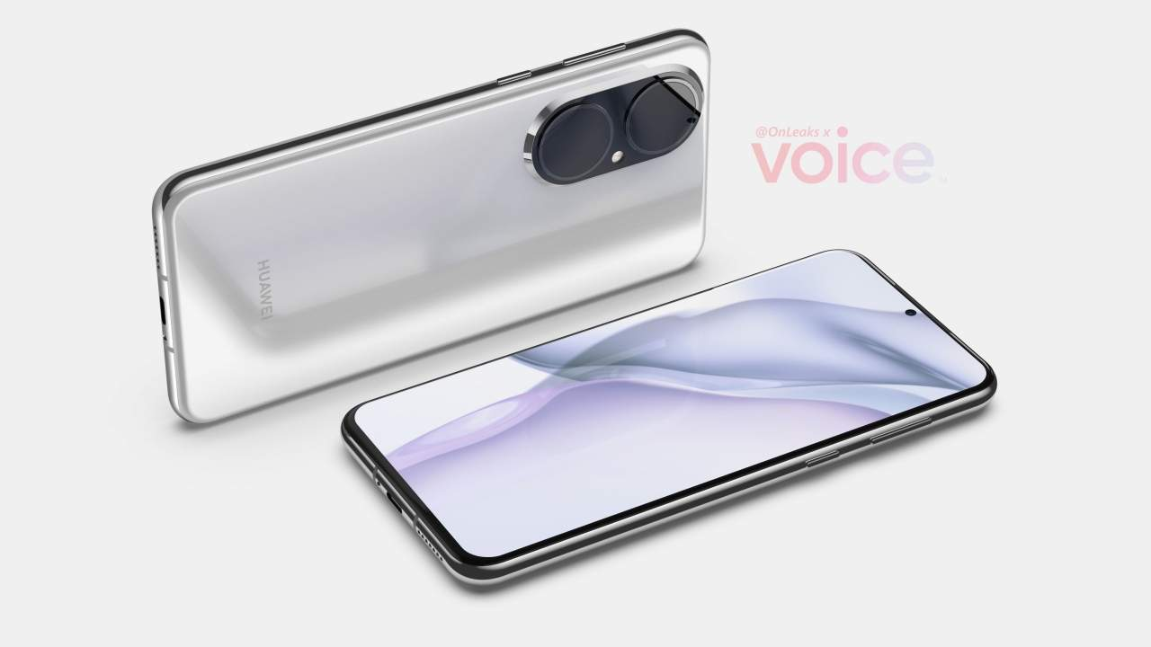 Huawei P50 renders won't save you from the new design