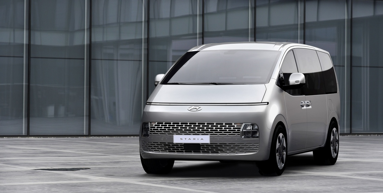 2022 Hyundai Staria MPV production model revealed: The minivan is back in fashion