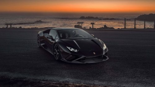 Novitec unveils custom mods for the Lamborghini Huracan Evo RWD