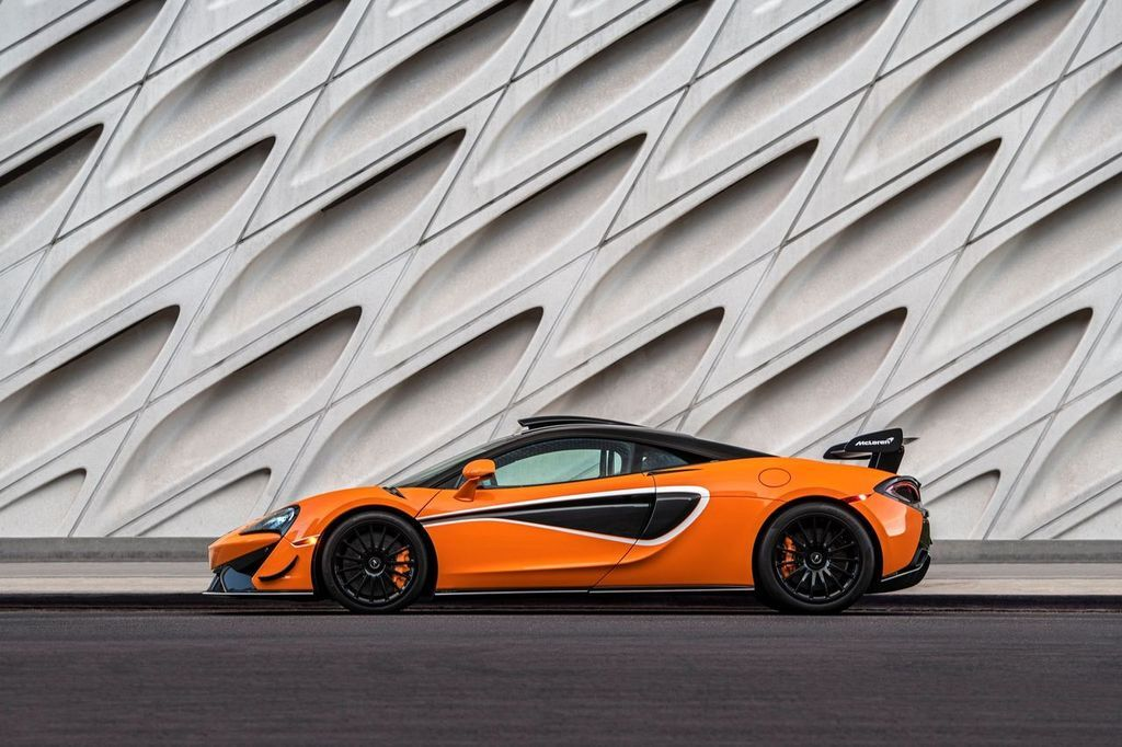 McLaren ends legendary Sports Series lineup with final deliveries of 620R supercar