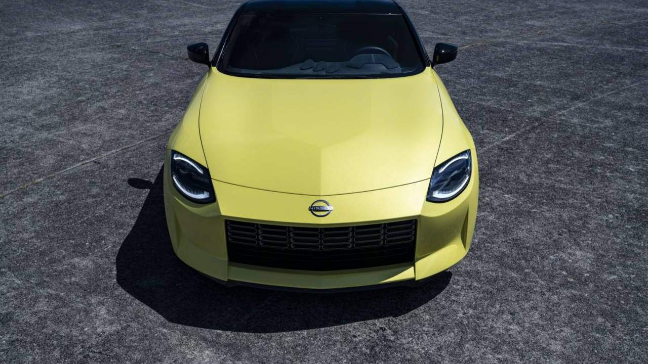 2022 Nissan Z will supposedly have a 400HP V6 engine and a $34,995 base price