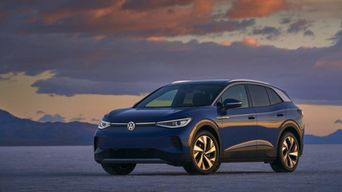 2021 Volkswagen ID.4 pricing announced: VW's first EV crossover starts at $41,190