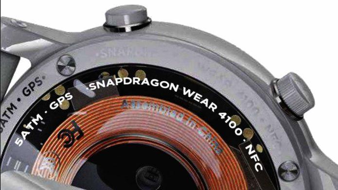Motorola Wear OS smartwatch could run on Snapdragon Wear 4100
