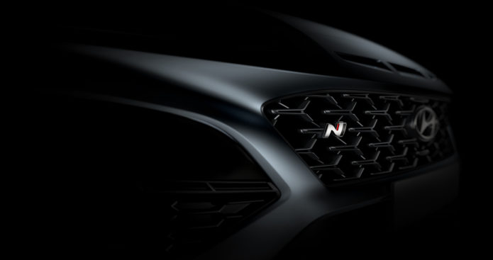 2022 Hyundai Kona N unveiled minus its groovy camouflage