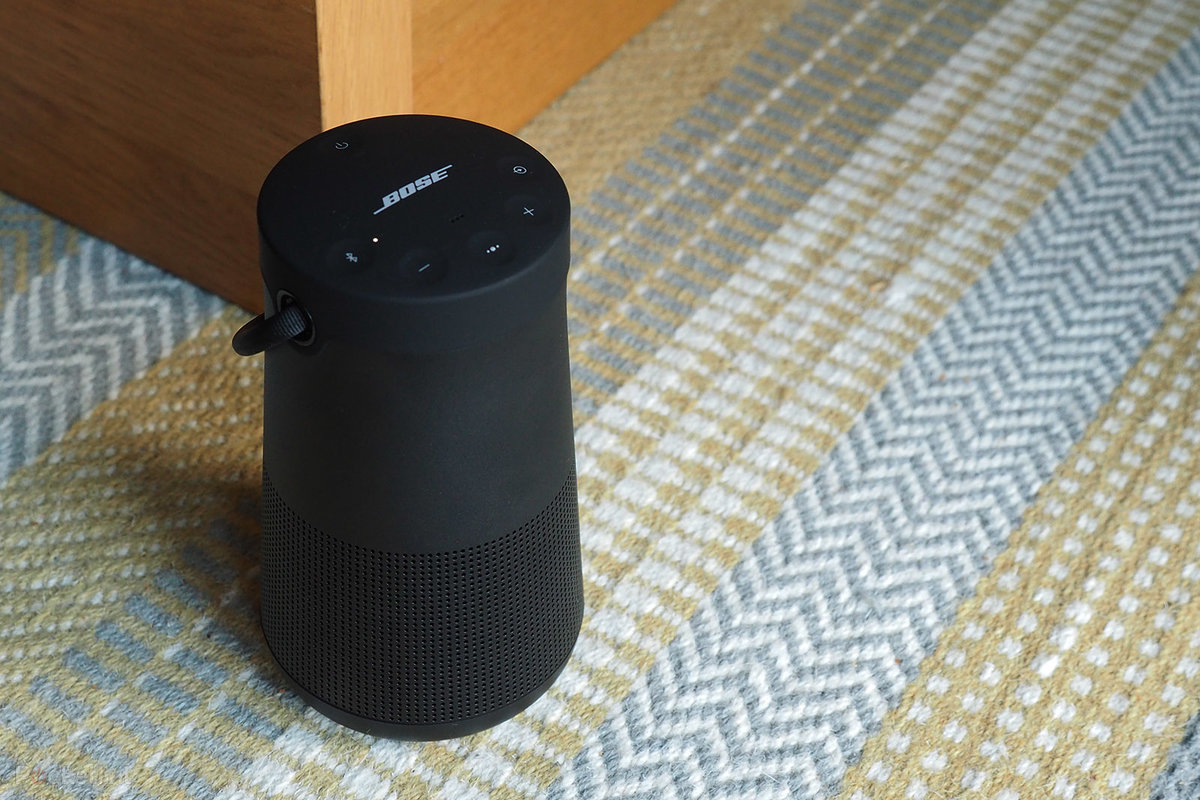 Bose SoundLink Revolve+ II review: 360-degree sound supremo