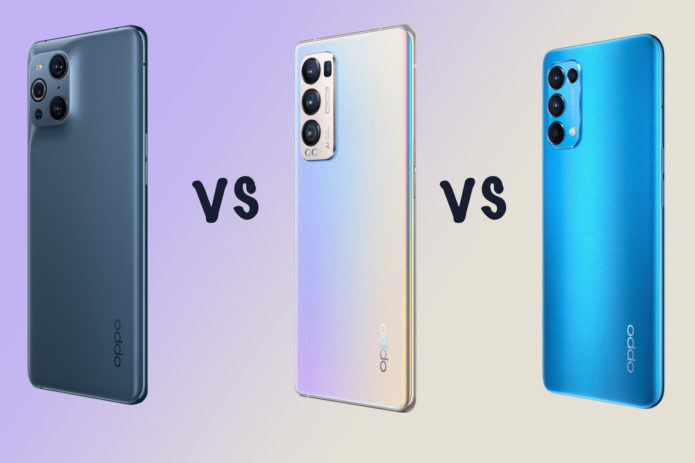 Oppo Find X3 Pro vs Find X3 Neo vs Find X3 Lite 5G: What's the difference?