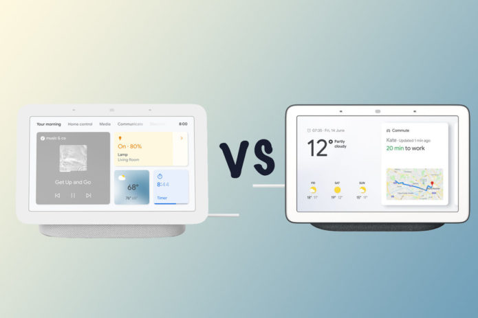 New Google Nest Hub 2 vs old Nest Hub: What's the difference?