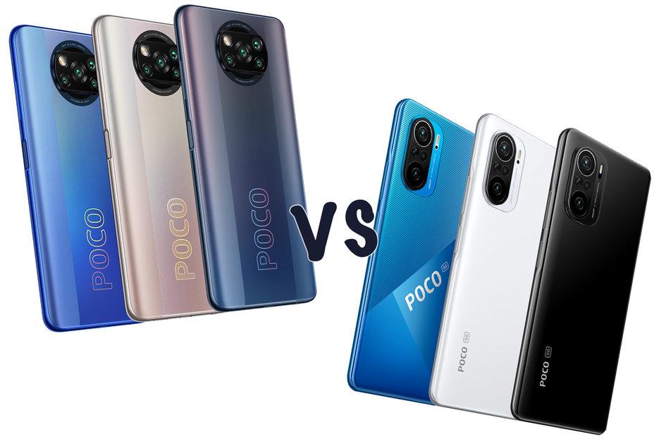 Poco X3 Pro vs Poco F3: What's the difference?
