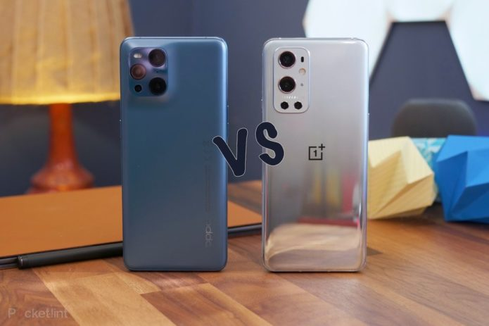 OnePlus 9 Pro vs Oppo Find X3 Pro: Battle of the super flagships