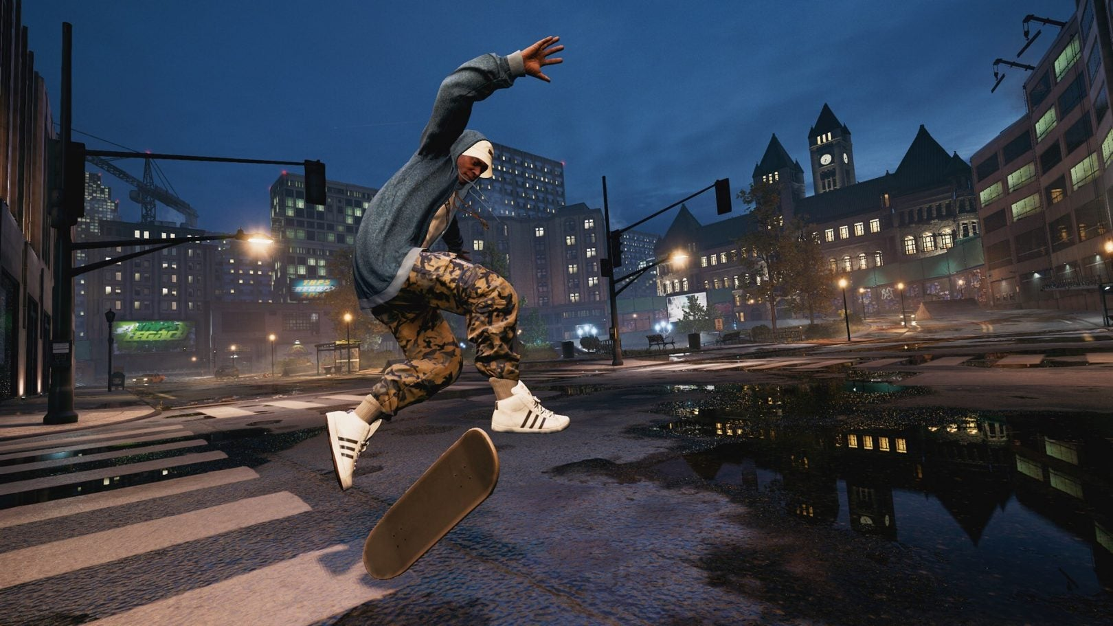 Go back to the grind with Tony Hawk's 1 + 2 on PS5 and Xbox Series X
