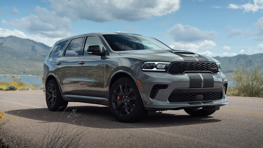 2021 Dodge Durango SRT 392 review
