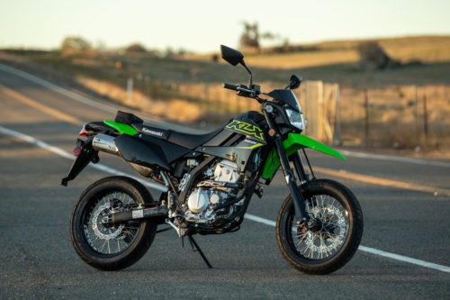 2021 Kawasaki KLX300SM Review – First Ride