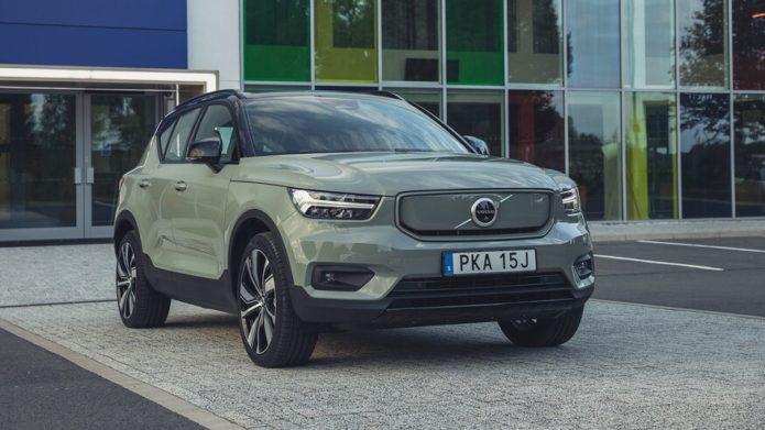 2021 Volvo XC40 Review