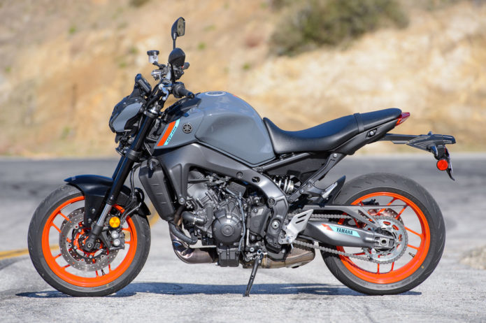 2021 Yamaha MT-09 Review (16 Fast Facts From the Canyons)
