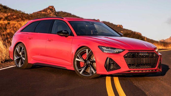 2021 Audi RS6 Avant Review
