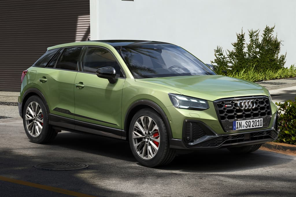 Audi SQ2 packs a punch with power and price