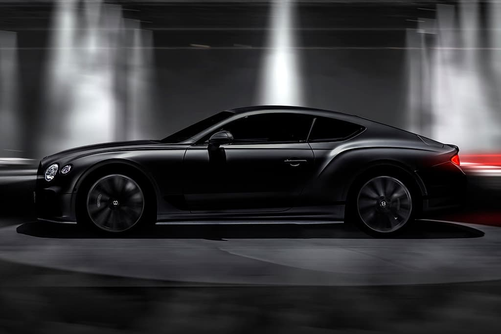 New Bentley Continental GT Speed teased