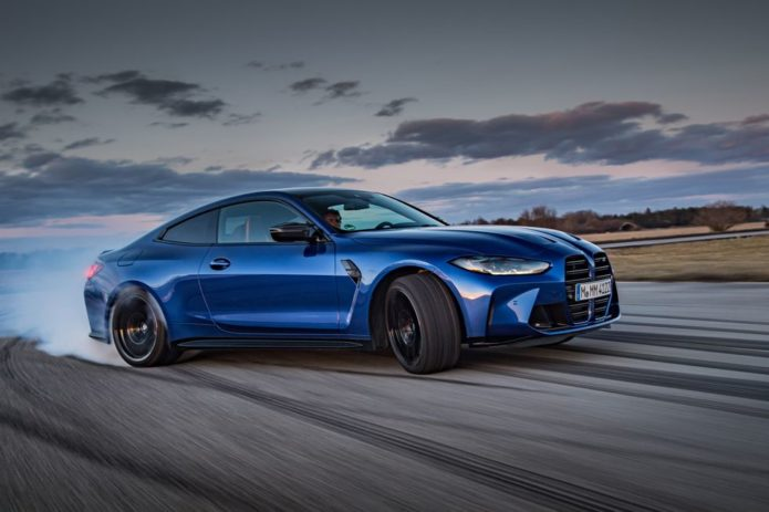 2021 BMW M4 Competition Excels Where It Counts