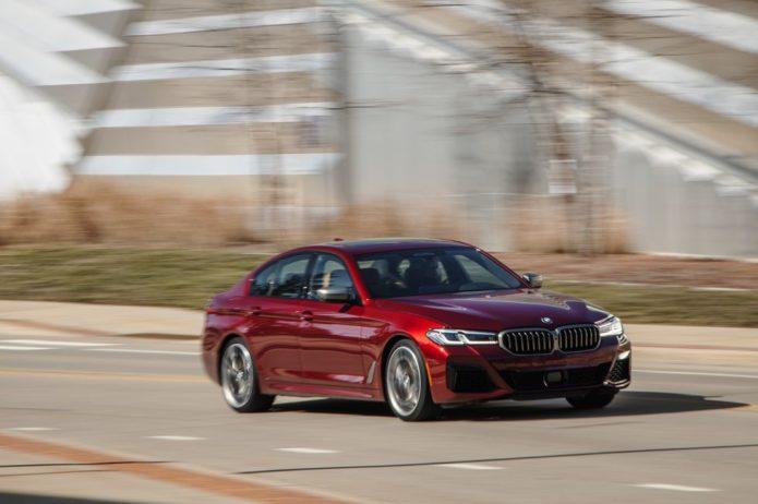 Tested: 2021 BMW M550i xDrive Has M5 Envy